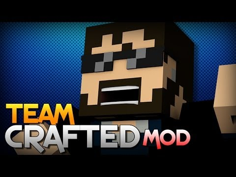 Minecraft: SSundee from the Team Crafted Mod (Mod Showcase)