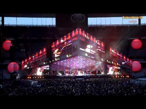 Muse I Belong to you Live at Stade de France 2010