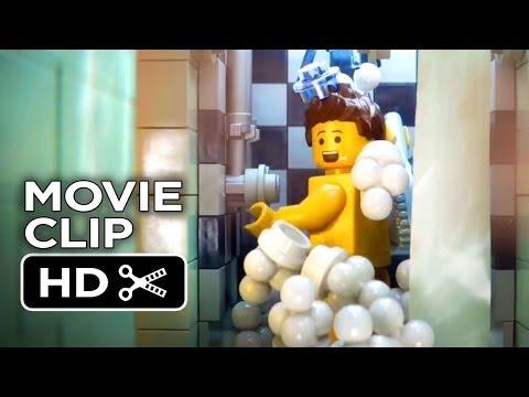 Lego Movie Clip Good Morning 2014 Chris Pratt Morgan Freeman