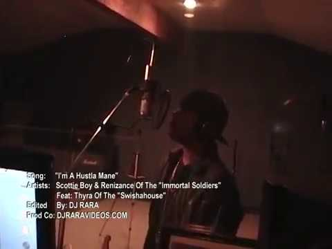 Immortal Soldierz Hustla Mayne ft. Thyra (Underground Music Video)