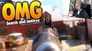 CRAZIEST TURN ON EVER.. | Black Ops 3 SnD