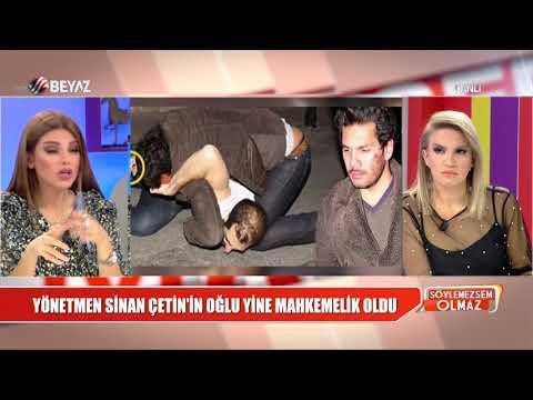Rüzgar Çetin'in yüzündeki yara neden oldu?