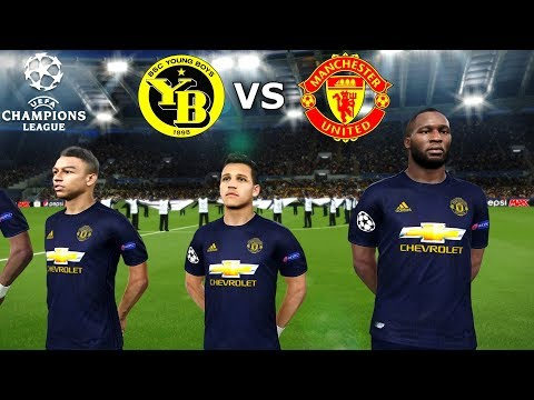 Young Boys vs Manchester United   UEFA Champions League 2018/19 Gameplay thumbnail