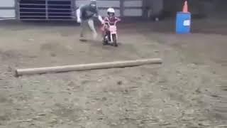 Melhores quedas de moto cros