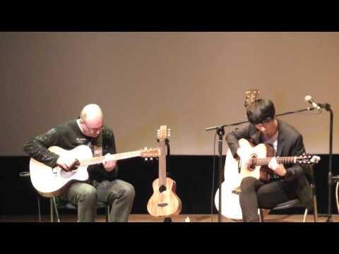 (maroon5) Sunday Morning - Jacques Stotzem & Sungha Jung video