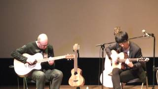 (Maroon5) Sunday Morning - Jacques Stotzem & Sungha Jung