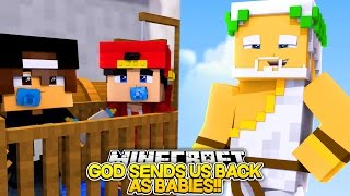 Minecraft Adventure - BACK TO LIFE, BUT AS BABIES!!