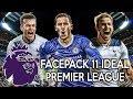 Facepack TOTS Premier League 2017 PES 2017 PSP/PS2