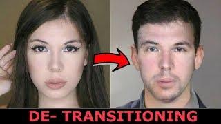De Transitioning Regret Going Back
