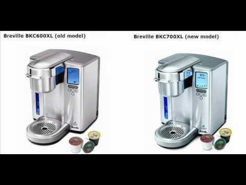 Breville Coffee Maker Bkc700xl : Breville BKC700XL versus Breville BKC600XL - What Are The Differences? - YouTube