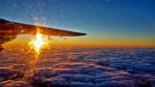 Khi máy bay cất cánh - nhìn từ máy bay xuống đất thật đẹp