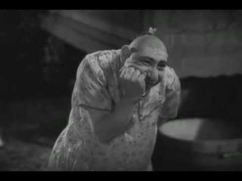 What a pretty dress !, extrait de Freaks, la monstrueuse parade (1932)