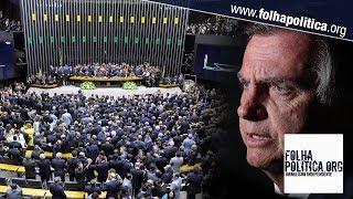 Presidente Bolsonaro divulga texto com informações gravíssimas sobre a conjuntura política nacional
