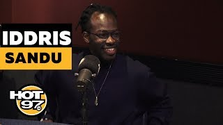 Iddris Sandu On Nipsey Hussle, Plans For The Marathon Store + Making Ghana The New Silicon Valley