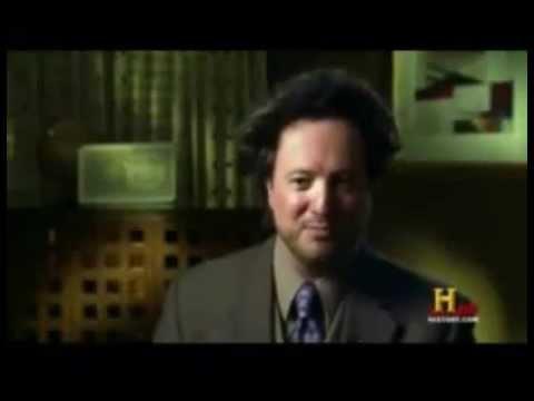 Giorgio A. Tsoukalos Ancient Aliens Series Montage - YouTube