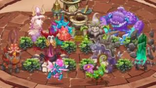 My Singing Monsters: Dawn Of Fire - Starhenge (Full Song) (Update 10)