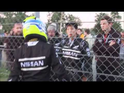 A Racer Tries To Repair His Car For 2 Hours - Le Mans 24 (Deltawing)