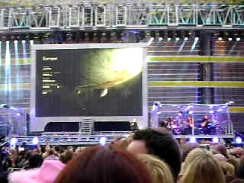 Robbie Williams - Come Undone -Take That, Progress, Hampden, Glasgow 24th June