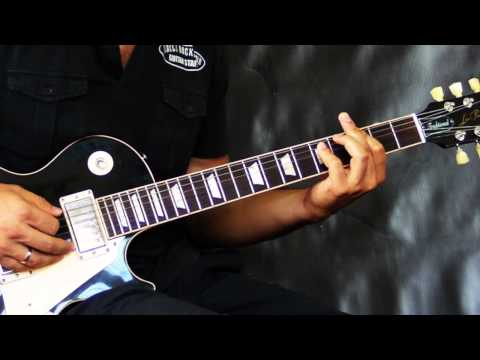Pantera - Domination - Guitar Cover #1