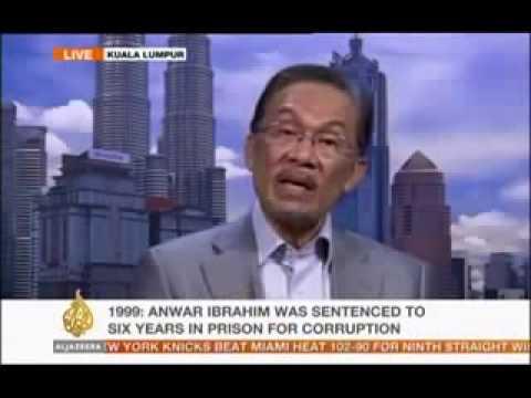 Anwar Ibrahim interview 3apr13