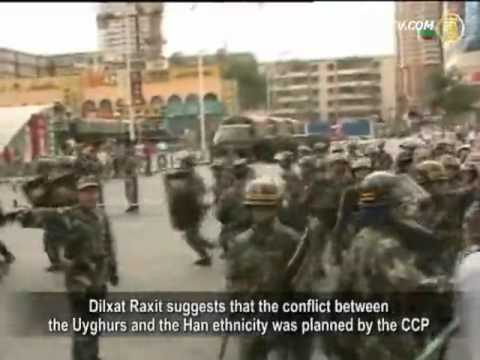 South Xinjiang Violent Conflict