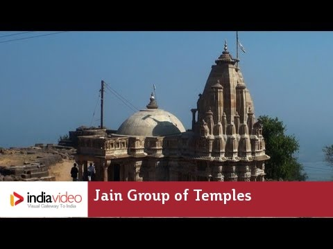 Jain Group of Temples, Pavagadh Hill