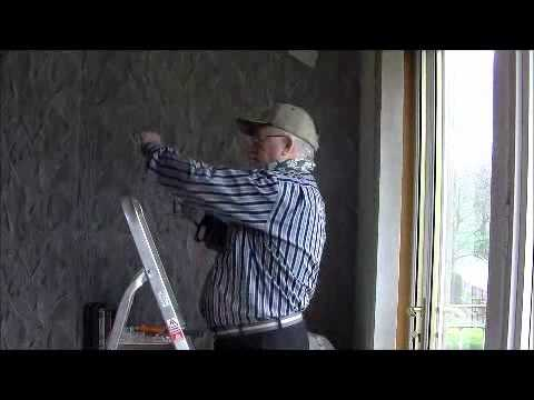 How to change ceiling tiles