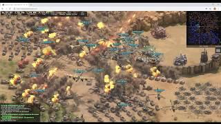 == Desert Order Game Play ==  HUGE Base Attack