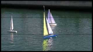 CVP - Rc Sailboat Ocean Star 1000 SAILOR