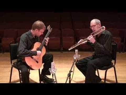 Canto de Xango - Baden Powell, Kolosko-Dimow Duo
