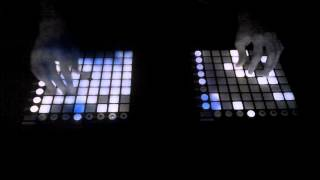 "2 Launchpads Live Performance - ""PRA2 - Argentina"""