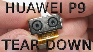 Huawei P9 Teardown - Screen Replacement - Battery swap - Charging port fix