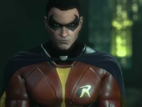 Batman Arkham City Mods - Young Justice's Robin I