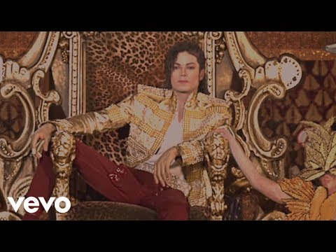 Youtube動画:Slave To The Rhythm-Michael Jackson