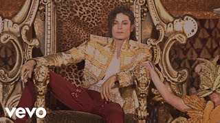 Клип Michael Jackson - Slave To The Rhythm