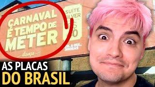 Download PLACAS ENGRAÇADAS DO BRASIL 3Gp Mp4