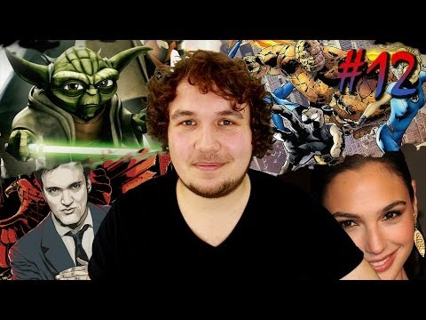 FILMNEWS #12 | Pixar macht Star Wars Film? - Tarantino ist sauer! - DVDKritik launcht