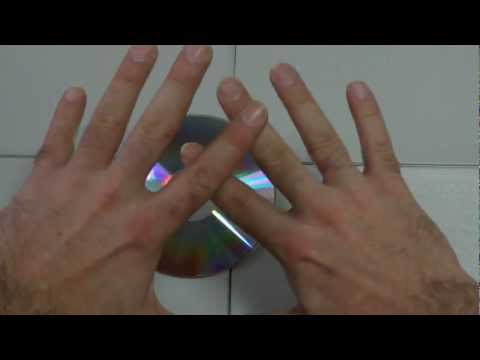 How to cd rom data erase by TheHowToCut