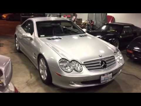 ABC rodeo service sl500 cl500 Mercedes Benz