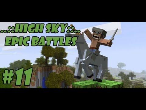 MineCraft - Эпичные Битвы - Часть 11
