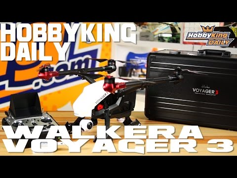Walkera Voyager 3 Quadcopter - HobbyKing Daily