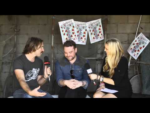 FRIGHTENED RABBIT - Groovin The Moo 2013 Interview BPMTV
