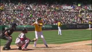 2012 The Hottest Team In Baseball - A&#039;s Are Back