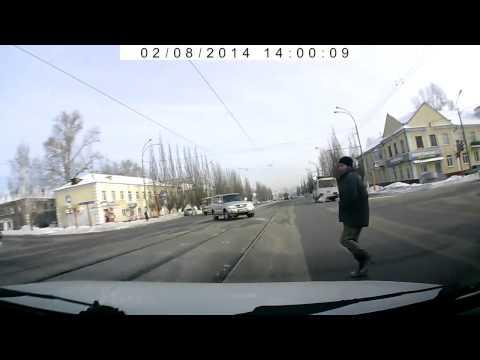 ДТП Кемерово, ул.Рукавишниково и пр. Ленина