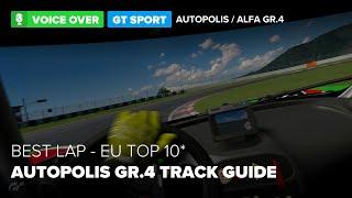 GT Sport: EU Top 10* Best Lap Guide
