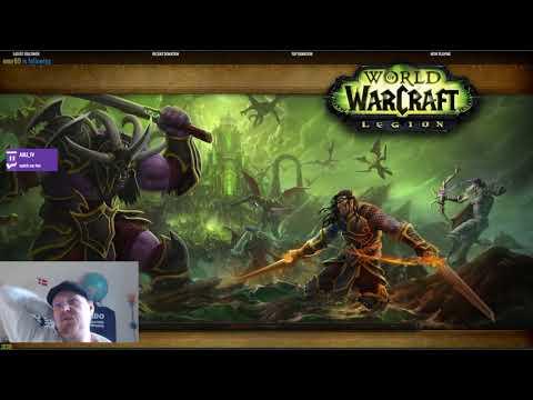 Lore of Nerds - World of warcraft leveling a shaman US (day22)