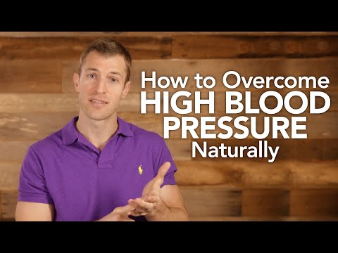 How To Overcome High Blood Pressure Naturally