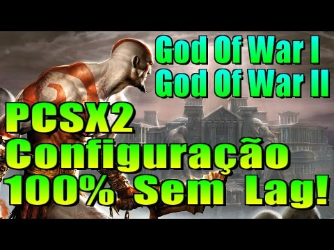 PCSX2 1.5.0 New  (Tutorial)  Perfect Emulation For God Of War 1 and 2