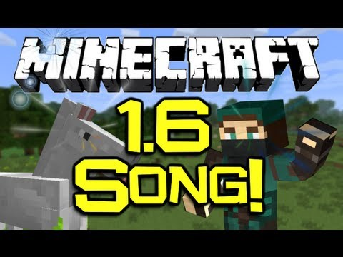 ♪ The Minecraft 1.6.4 Song Original Song A Musical Change Log