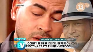 Carta de Jociney a su hermano Jefferson